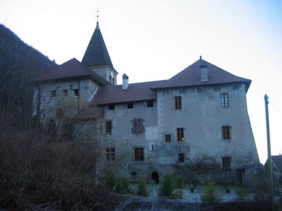 MEILLERIE  l'Abbaye