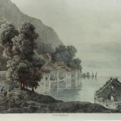 Meillerie au XVIII ème siècle