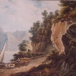 la route de Meillerie