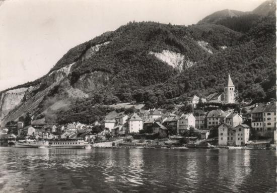 Meillerie 74500 Haute-Savoie