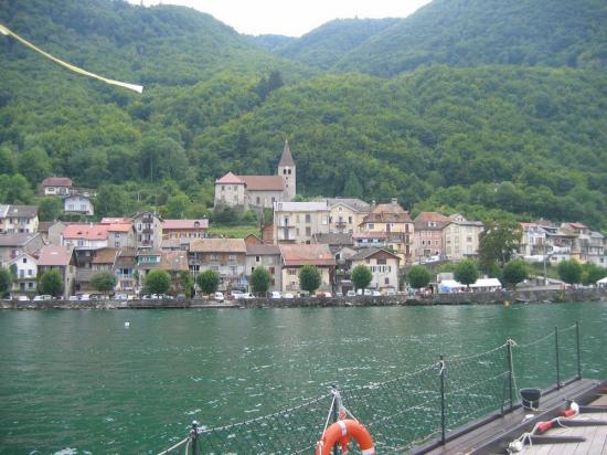 Meillerie en Haute-Savoie - photo JCDeroudilhe