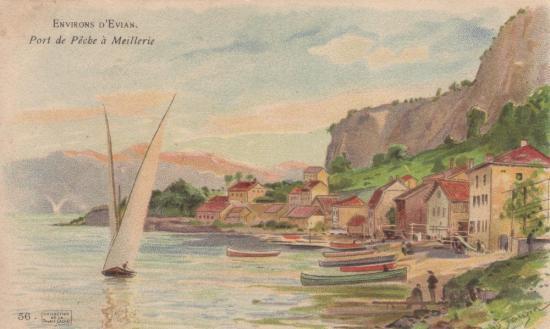 CP Meillerie et barque