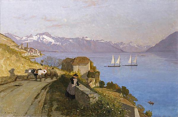 Bocion vignoble rive suisse