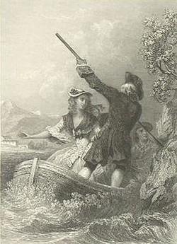 heloise-gravure du xixeme
