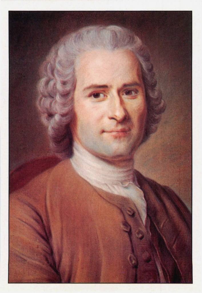 Rousseau Et Les Romantiques à Meillerie La Nouvelle Héloïse