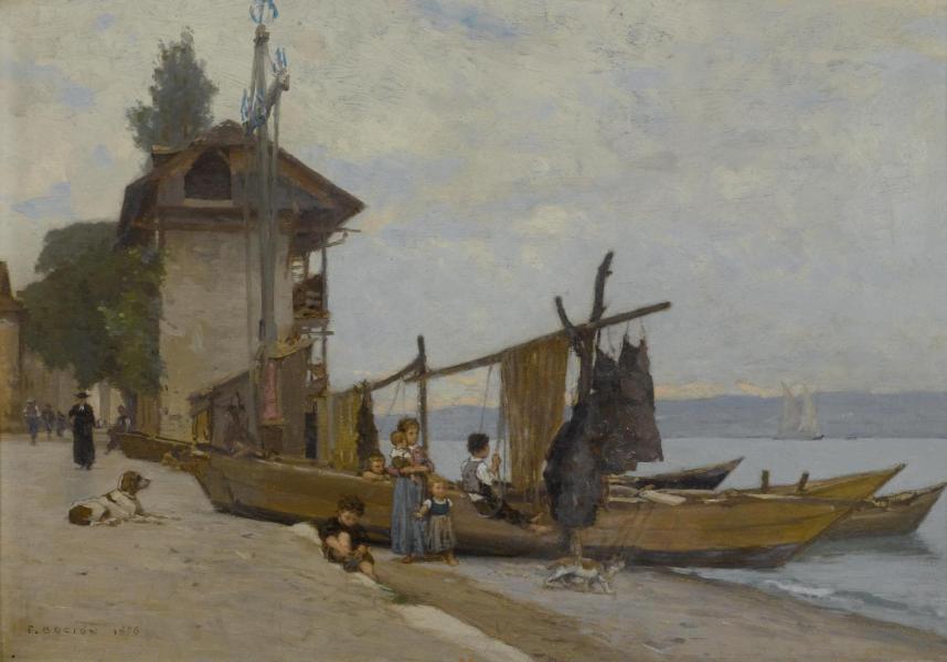 Le port de tourronde