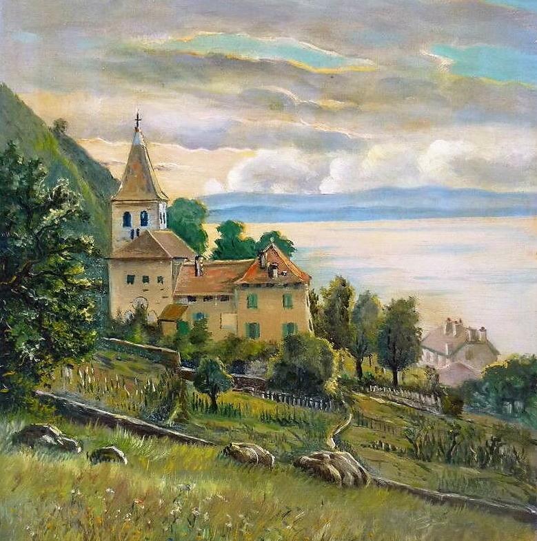 André Ruffin prieuré de Meillerie